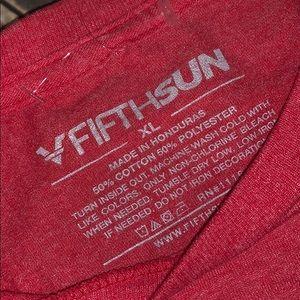 Fifth Sun Shirts - NWT men's Christmas t shirt XL